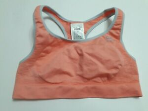 brand new size S/M coral coloured sports top from Kalenji for Decathalon