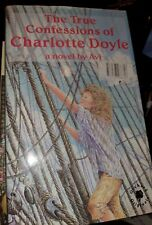 The True Confessions of Charlotte Doyle By Avi hardback 185213299x