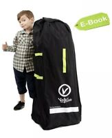 Stroller Bag for Airplane - Gate Check Bag for Single Umbrella Strollers