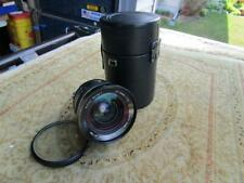 Vivitar Serie1 24-48mm f 3.8  VMC Auto Zoom  77mm Camera Lens for Nikon