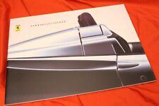 2000 FERRARI F 360 F360 Spider Spyder Prospekt Brochure - 1602/00