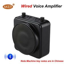 AKER MR2500 Microphone 22W Waistband Voice Amplifier Booster fit Teaching Guide