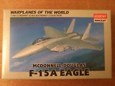 1:144 Academy/Minicraft no. 4421 McDonnell-Douglas F-15A Eagle.