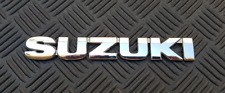 OEM Suzuki Body/Dash Emblem. 16.5cm