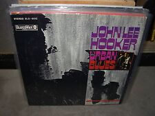 JOHN LEE HOOKER urban music ( blues ) bluesway stereo - VERY RARE -