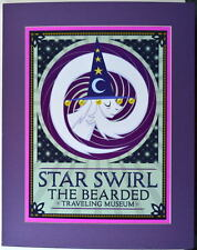MY LITTLE PONY - STAR SWIRL The BEARDED POSTER Professional Matted 16 X 20