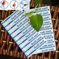 10pcs tiras nasales  reg. Ayuda anti ronquidos para detener los ronquidos  QA