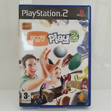 Ps2 Spiel Eye Toy Play 2 Playstation 2 versandkostenfrei