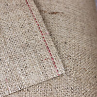 91cm Wide Stiff Buckram Hessian Fabric For Pelmets & Making Fabric Shapes