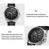 MEGIR Casual Herrenuhren Top Marken Luxus Quarzuhr Armbanduhr Armbanduhr Le A9X2