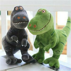 100CM Stofftier Plüschtier Kuscheltier Puppe Punkt Dinosaurier Kinder Spielzeug