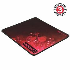 ENHANCE GX-MP1 Red Gaming Mouse Pad XL with Low Friction Tracking Surface - Red