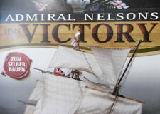 Modellbau Admiral Nelsons HMS Victory Hefte / Bauteile Nr. 1 bis 75 nach Wahl