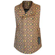 ANN DEMEULEMEESTER $1,328 zip-up biker gilet vest Jarrod waistcoat jacket S NEW