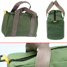 Waterproof Tool Bag Portable Storage Toolkit Hand Heavy Case Canvas Duty