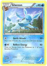 Pokemon Card - Dark Explorers 30/108 - GLACEON (rare) - NM/Mint