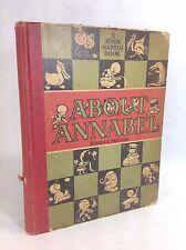 Rebecca McCann ABOUT ANNABEL, John Martin's Book House, 1922 ~ Cheerful Cherub
