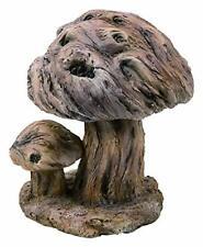Vivid Arts - Small Wood Life Toadstool Home or Garden Decoration (BG-TS10-F)