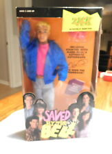 1992 TIGER TOYS - SAVED BY THE BELL ZACK - MARK PAUL DOLL #6-117 RARE