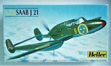SAAB J-21A 1/72 Heller 80261