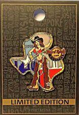 Duro Roca Café Houston Texas Rodeo Chicas 18 Pin 2018 Hrc Tx la Nuevo #98838