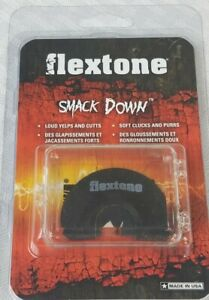 Flextone Game Calls SMACK DOWN Turkey Call Model: FLXTK020- MADE IN USA