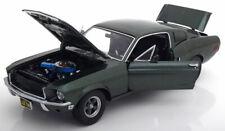 1:18 Greenlight Ford Mustang GT Bullitt Steve McQueen 1968