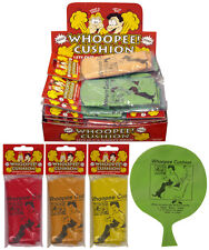 Whoopee Cushion Pack Of 4 Joke Prank Fun Party Favour  Loot Fillers Kids Toys