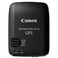 OFFICIAL NEW Canon GPS receiver GP-E2 Airmail with Tracking