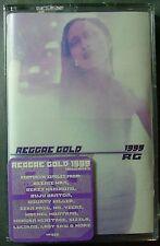 Reggae Gold 1999 (Cassette,  1999, VP Records) NEW