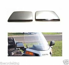Honda Goldwing GL1200 Gold Wing GL 1200 Interstate chrome mirror Accents/Covers