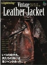 Vintage Leather Jacket Book Harley BECK Langlitz Buco Horsehide MA-1 A2 VTG Ride