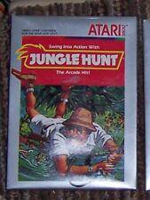 Jungle Hunt Atari 2600 New Sealed Damaged Box NTSC