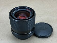 Zeiss 25mm f/2.8 Distagon Rollei HFT for Rollei SL35 Lens Made in Singapore