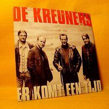 Cardsleeve Single CD De Kreuners Er Komt Een Tijd 2TR 1995 Pop Rock