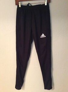 NWT Womens xs Adidas Climacool Tapered Typical Football Fit Running Pants