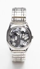 NEW Free People Silver Confetti Watch
