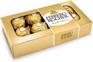 FERRERO ROCHER CHOCHOLATES BEST PRICES ( 8/16/24/32 CHOCOLATES)