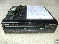 Pioneer CLD-D925 High-End LaserDisc Player, funktionsfähig, FB&BDA, 2J. Garantie