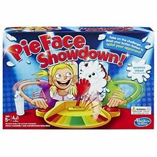 Hasbro Pie Face Showdown Game C01931020 Never Opened