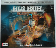 HUi BUH 1 CD Das Schlossgespenst Der verfluchte Geheimgang im Papierschuber neuw