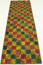 Orient Tapis Patchwork Vintage moderne Tapis d'entrée 250x80 multicolore