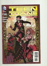 Teen Titans #28, Steampunk 1:25 Variant, DC Comics, Incentive, New 52