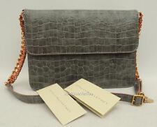 STELLA MCCARTNEY Croc Print Shoulder Bag Falabella New
