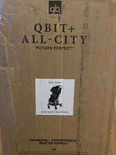 Brand New GB Qbit+Plus ALL-CITY FE Compact One Hand Fold Travel Stroller Black