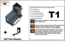 LOOK 9886 Signoscope T1 Wasserzeichenprüfer Wasserzeichensucher + 220V Adapter