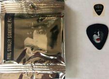 KISS Paul Stanley Washburn Guitar Pick Sealed 1998