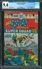All-Star Comics 58 - CGC 9.4 (First Appearance of Power Girl)
