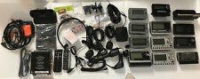 Huge Lot Sirius Xm Delphi Satellite Radios with Power Cords & Chargers Untested
