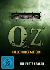 2 DVDs * OZ - HÖLLE HINTER GITTERN - STAFFEL / SEASON 1 # NEU OVP +